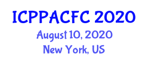 International Conference on Production, Properties and Applications of Carbon Fiber Composites (ICPPACFC) August 10, 2020 - New York, United States
