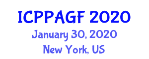 International Conference on Properties, Production and Applications of Glass Fibers (ICPPAGF) January 30, 2020 - New York, United States