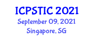 International Conference on Psychoanalytic Social Theory and Intrapsychic Conflicts (ICPSTIC) September 09, 2021 - Singapore, Singapore