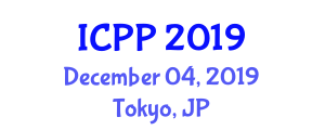 International Conference on Psychopathology and Phobias (ICPP) December 04, 2019 - Tokyo, Japan