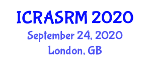 International Conference on Recent Advances in Space Robotics and Mechatronics (ICRASRM) September 24, 2020 - London, United Kingdom