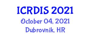 International Conference on Relational Databases and Information Systems (ICRDIS) October 04, 2021 - Dubrovnik, Croatia