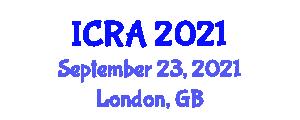 International Conference on Relativistic Astrophysics (ICRA) September 23, 2021 - London, United Kingdom