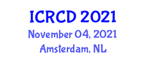 International Conference on Residential Construction Development (ICRCD) November 04, 2021 - Amsterdam, Netherlands