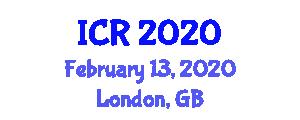 International Conference on Rheumatology ICR on February 13