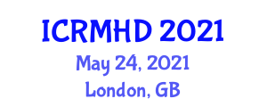 International Conference on Robotic Manipulation and Hand Dynamics (ICRMHD) May 24, 2021 - London, United Kingdom