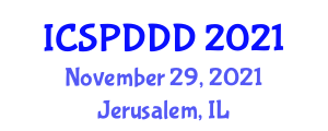 International Conference on Safety Pharmacology in Drug Discovery and Development (ICSPDDD) November 29, 2021 - Jerusalem, Israel