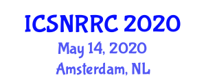 International Conference on School Nursing, Roles, Responsibilities and Challenges (ICSNRRC) May 14, 2020 - Amsterdam, Netherlands