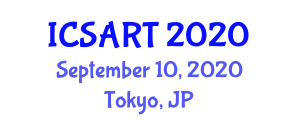 International Conference on Science in Autism Research and Treatment (ICSART) September 10, 2020 - Tokyo, Japan
