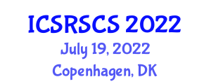 International Conference on Security, Reliability and Safety of Computer Systems (ICSRSCS) July 19, 2022 - Copenhagen, Denmark
