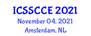 International Conference on Security Systems, Cryptology and Cryptographic Engineering (ICSSCCE) November 04, 2021 - Amsterdam, Netherlands