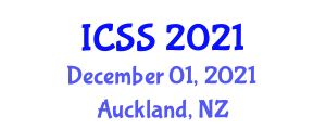 International Conference on Semantic Systems (ICSS) December 01, 2021 - Auckland, New Zealand