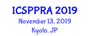International Conference on Signal Processing, Pattern Recognition and Applications (ICSPPRA) November 13, 2019 - Kyoto, Japan