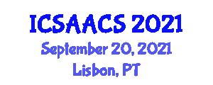 International Conference on Small Animal Arthroscopy and Case Studies (ICSAACS) September 20, 2021 - Lisbon, Portugal