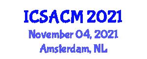 International Conference on Small Animal Cardiovascular Medicine (ICSACM) November 04, 2021 - Amsterdam, Netherlands