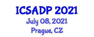 International Conference on Small Animal Dermatology and Pathologies (ICSADP) July 08, 2021 - Prague, Czechia
