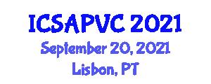 International Conference on Small Animal Pediatrics and Veterinary Care (ICSAPVC) September 20, 2021 - Lisbon, Portugal