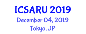 International Conference on Small Animal Radiology and Ultrasound (ICSARU) December 04, 2019 - Tokyo, Japan
