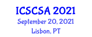 International Conference on Smart City and Social Access (ICSCSA) September 20, 2021 - Lisbon, Portugal