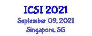 International Conference on Social Informatics (ICSI) September 09, 2021 - Singapore, Singapore