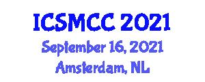 International Conference on Social Media and Cloud Computing (ICSMCC) September 16, 2021 - Amsterdam, Netherlands