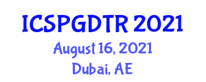 International Conference on Social Psychology, Group Dynamics, Theory and Research (ICSPGDTR) August 16, 2021 - Dubai, United Arab Emirates