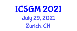 International Conference on Sociology, Gender and Media (ICSGM) July 29, 2021 - Zurich, Switzerland
