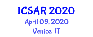 International Conference on Software Architecture Recovery (ICSAR) April 09, 2020 - Venice, Italy