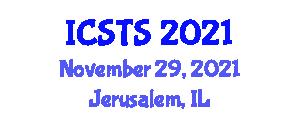 International Conference on Software Testing Strategies (ICSTS) November 29, 2021 - Jerusalem, Israel
