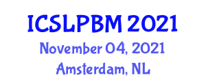 International Conference on Space Law, Policy, Business and Management (ICSLPBM) November 04, 2021 - Amsterdam, Netherlands