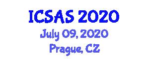 International Conference on Stellar Astrophysics and Asteroseismology (ICSAS) July 09, 2020 - Prague, Czechia