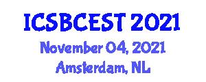 International Conference on Straw-Bale Construction and Energy-Saving Technology (ICSBCEST) November 04, 2021 - Amsterdam, Netherlands