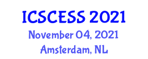 International Conference on Strongly Correlated Electron Systems and Superconductivity (ICSCESS) November 04, 2021 - Amsterdam, Netherlands