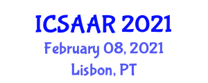 International Conference on Substance Abuse, Addiction and Rehabilitation (ICSAAR) February 08, 2021 - Lisbon, Portugal