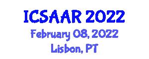 International Conference on Substance Abuse, Addiction and Rehabilitation (ICSAAR) February 08, 2022 - Lisbon, Portugal