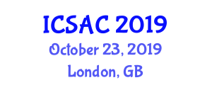 International Conference on Sustainable Architecture and Construction (ICSAC) October 23, 2019 - London, United Kingdom