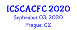 International Conference on Synthesis, Characterization and Applications of Carbon Fiber Composites (ICSCACFC) September 03, 2020 - Prague, Czechia