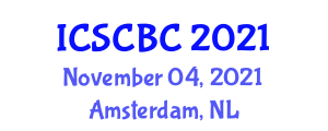 International Conference on Synthetic Chemistry and Biological Chemistry (ICSCBC) November 04, 2021 - Amsterdam, Netherlands