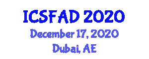 International Conference on Synthetic Fibers, Advantages and Disadvantages (ICSFAD) December 17, 2020 - Dubai, United Arab Emirates