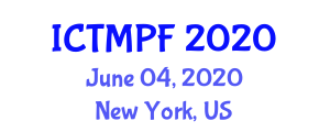International Conference on Textile Manufacturing and Polyester Fibers (ICTMPF) June 04, 2020 - New York, United States