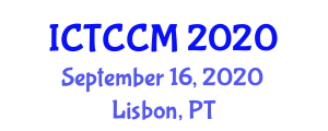 International Conference on Theoretical Chemistry and Computational Modelling (ICTCCM) September 16, 2020 - Lisbon, Portugal