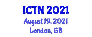 International Conference on Theoretical Nanophysics (ICTN) August 19, 2021 - London, United Kingdom
