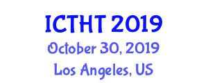 International Conference on Thermophysics and Heat Transfer ICTHT on
