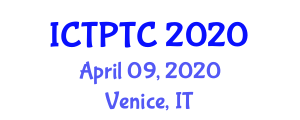 International Conference on Time Perception and Time Consciousness (ICTPTC) April 09, 2020 - Venice, Italy
