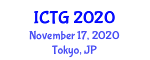 International Conference on Transport and Geography (ICTG) November 17, 2020 - Tokyo, Japan