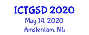 International Conference on Transport Geotechnics and Sustainable Design (ICTGSD) May 14, 2020 - Amsterdam, Netherlands