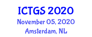International Conference on Transportation Geography and Systems (ICTGS) November 05, 2020 - Amsterdam, Netherlands