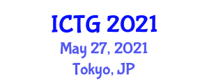 International Conference on Transportation Geography (ICTG) May 27, 2021 - Tokyo, Japan