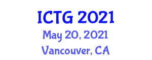 International Conference on Transportation Geography (ICTG) May 20, 2021 - Vancouver, Canada