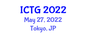 International Conference on Transportation Geography (ICTG) May 27, 2022 - Tokyo, Japan
